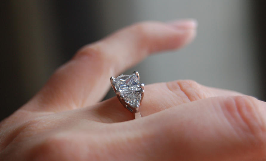 Special facts about diamonds