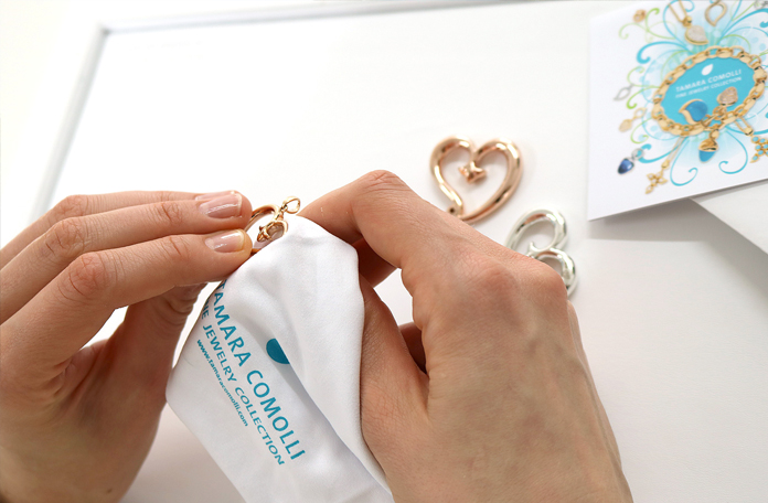 Basic tips for jewelry care