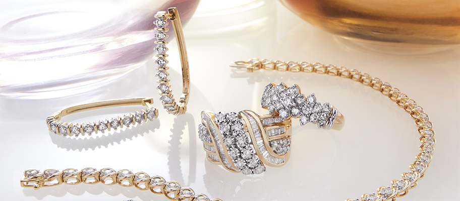 Caring for diamond Jewelry