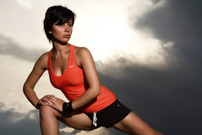 Haowind women workout shorts